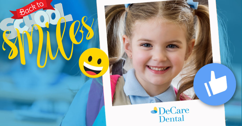 DeCare Dental Back to School Smiles