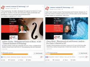 It started in LIT: social media campaign screengrab 5