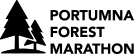 Portumna Forest Marathon logo